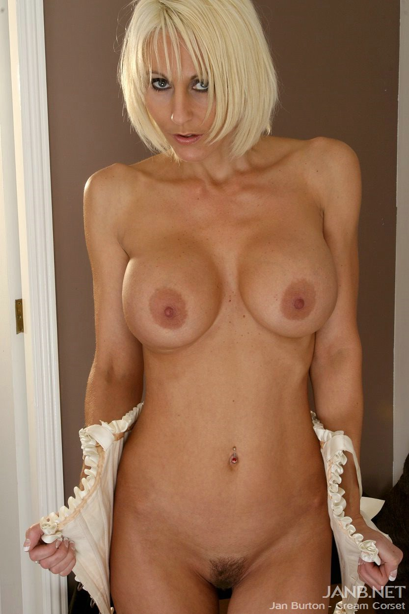 Jan Burton Model Milf 37